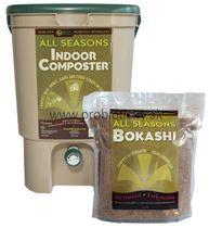 Komposter Bokashi sada na kompostovanie