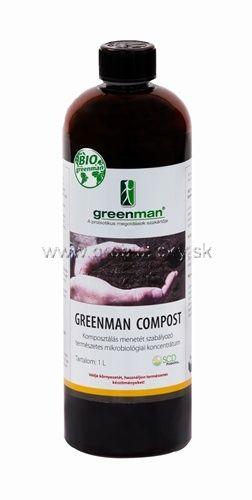 SCD Compost - prípravok na kompostovanie