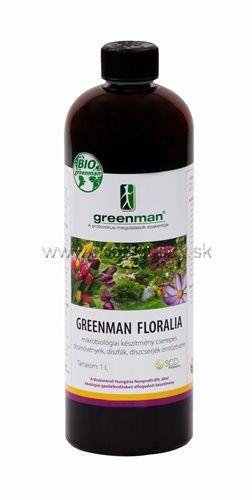SCD Floralia - ekologické hnojivo na kvety
