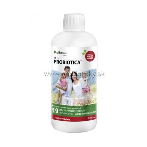 SCD Probiotica - Tekuté probiotiká - doplnok výživy