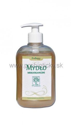 Tekuté probiotické mydlo 500ml